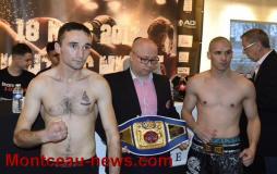 Fight club 71 et seconde édition de la « Fighting Night » (Montceau)