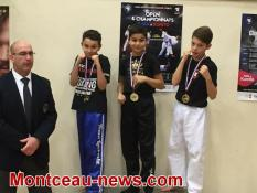 Montceau-les-Mines : Fight Club 71 / Team Lacombe