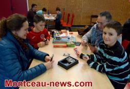Saint-Vallier: des jeux, des jeux encore des jeux!