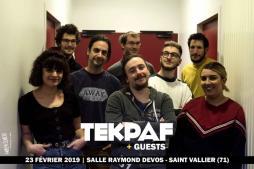 Saint-Vallier: Scène ouverte du FJEP