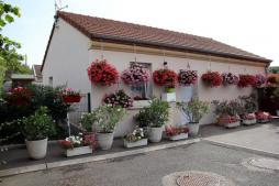Concours des  Maisons Fleuries 2017 (Saint-Vallier)