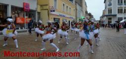 Festival Outre Mer en Bourgogne (Montceau) Voir la vidéo