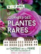 « Journées des plantes rares au château de la Ferté» (Sortir)