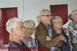 Pot de rentrée du club des retraités de la fonction publique