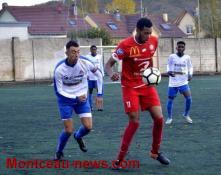 U19 FC Montceau (Match Amical)