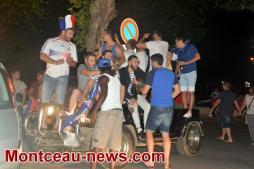 Demi-finale de la coupe du monde à Montceau (voir la vidéo)