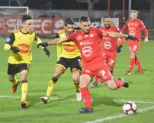 Score   final -  Louhans-Cuiseaux : 7 -  FCMB : 2