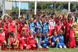 ES Pouilloux, tournoi des jeunes, challenge Lucien David