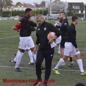 Football (U19 National) JA Drancy/FC Montceau