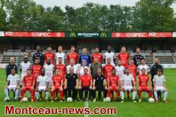 Score final  -  FCMB : 4 - FC Morteau Montlebon : 2