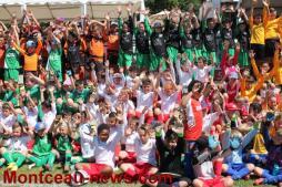 Etoile sportive de Pouilloux, tournoi des U6/U7, U8/U9 et U10/U11