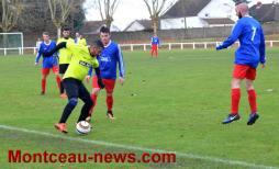 Montceau-les-Mines: Team Montceau Foot -TMF