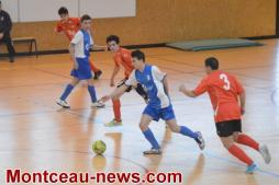 Coupe U18 District (Futsal)