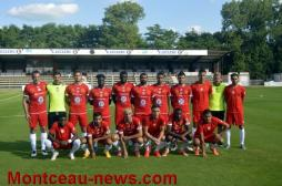 Score final  CFA - FCMB : 2 - Annecy : 3