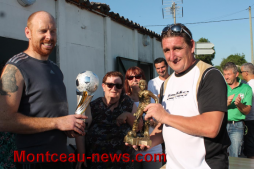 Football – Tournoi des vétérans organisé par l'Etoile Sportive de Pouilloux