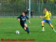 Blanzy Féminines (Foot) : Ce Soir à 20h30 à Louhans au Stade de Bram pour la Der' en Championnat