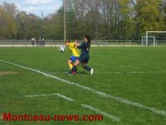Blanzy Féminines (Foot) : Victoire contre Bourbon (5 -1) pour les championnes de Bourgogne 2016
