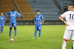 Le FC Gueugnon reçoit Noisy-le-Sec