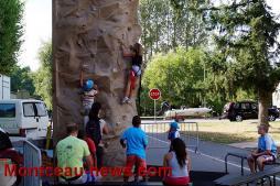 Forum loisirs au gymnase de Montchanin
