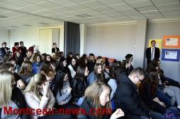Lycée profesionnel du bassin de Montceau: 2ème forum «Imagine ton futur»