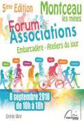 5ème forum des associations (Montceau-les-Mines)