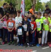 Courir en Bourgogne du sud (Montceau-les-Mines)