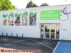 Montceau : Faites connaissance avec LIRY MEDICAL