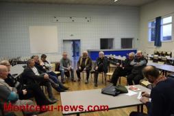 Réunion du Collectif pour une Alternative à Gauche, Écologique et Sociale