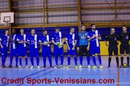 Futsal  - Coupe Nationale -  J-1: Venissieux-Minguettes