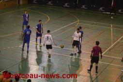 Futsal - 16eme de finale : TMF - Venissieux :  3-5