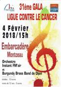 31ème Gala de la Ligue contre le cancer