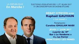 Élections Législatives 2017 – 5ème circonscription de Saône et Loire (Politique)