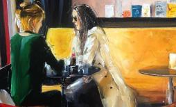 Exposition de peinture Sandrine Gay