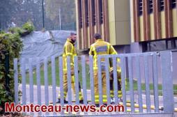 Réactualisé - Fuite de gaz, ce vendredi matin,  à l'école Lucie Aubrac à Blanzy..