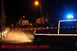 Faits divers – Fuite de gaz aux Gautherets à Saint-Vallier