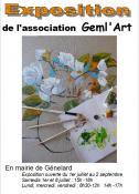 """Association """"Geml'Art"""" (Sortir)"""