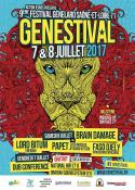 9ème édition du Genestival à Génelard (Reggae) !