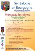 Salon Régional de Généalogie à Montceau