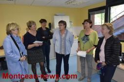 Maison de la parentalité: Conférence de presse concernant la médiation familiale