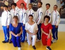 Montceau Fémina (Gym)