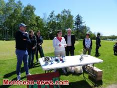 Montceau : Coupe Inter Foyers