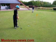 Golf municipal de Montceau
