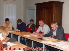 Gourdon : Conseil municipal