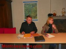 Gourdon : Conseil municipal conduit par Marc Repy
