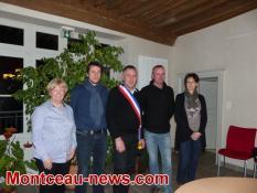 Conseil municipal de Gourdon