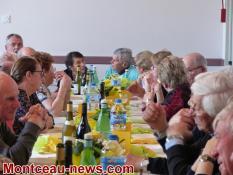 Gourdon  : Repas des aînés