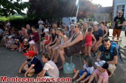 Saint-Vallier - Gourdon :  Festival des Queulots Folies
