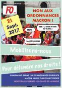 Loi travail : Grève et rassemblements ce jeudi 21 septembre