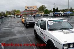 Rallye des Gueules Noires 2016...