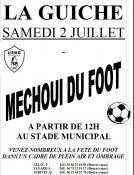 Foot -  USBG La Guiche (Sortir)